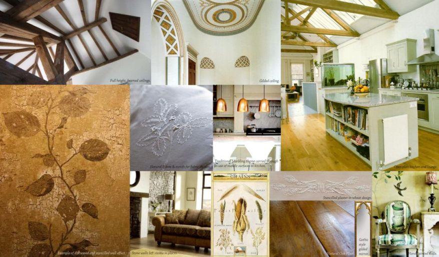 Heritage Design Board 1
