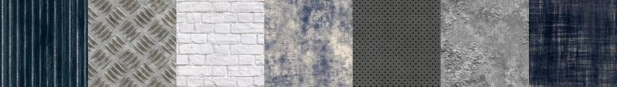 Industrial Texture Strip