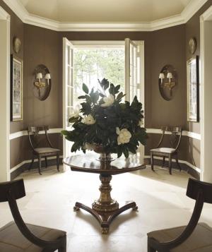 Richard Keith Langham Hallway