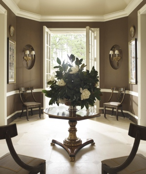Richard Keith Langham Hallway