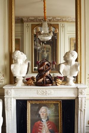 Timothy Corrigan Fireplace
