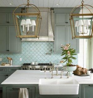 Urban Grace Interiors Kitchen
