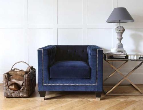 armchair -SweetPea & Willow